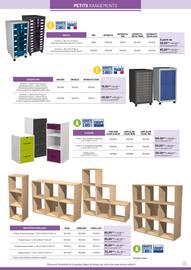 Catalogue Bureau Vallée en cours, Mobilier de Bureau, Page 37