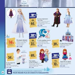 Catalogue Carrefour en cours, Objectif Noël, Page 44