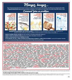 Catalogue Carrefour Market en cours, Vive l'été, boissons fraîches, Page 43