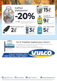 Catalogue Vulco en cours, Jusqu'à 120€ remboursés , Page 8