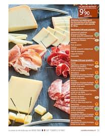 Catalogue Carrefour Market en cours, Carte traiteur, l'appétit vient en feuilletant, Page 33