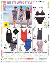 Catalogue Carrefour en cours, C'est parti pour 4 semaines, encore moins chères !, Page 44