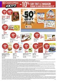 Catalogue Géant Casino en cours, Le show des promos !, Page 31