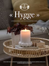 """Catalogue Sostrene Grene en cours, """"Hygge"""" , Page 1"""