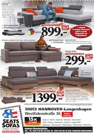 Aktueller Seats and Sofas Prospekt, 7 tolle Tage, Seite 2