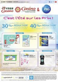 Catalogue Casino Supermarchés en cours, C'est l'été sur les prix !, Page 2