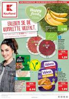 Aktueller Kaufland Prospekt, Happy food, Seite 1