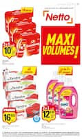Catalogue Netto en cours, Maxi volumes !, Page 1