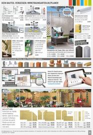 Aktueller HolzLand Friederichs Prospekt, Der kompakte Gartenplaner – HolzLand Friederichs, Seite 15