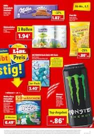 Aktueller Lidl Prospekt, Mega Auswahl! Beste Preise!, Seite 3