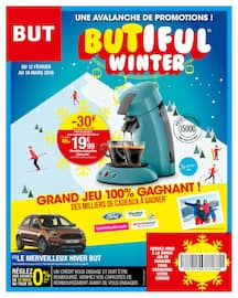 Catalogue But en cours, Butiful winter : Une avalanche de promotions !, Page 1