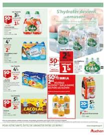 Catalogue Auchan en cours, L'escalope de veau à la crème responsable de Pierre., Page 47