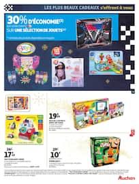Catalogue Auchan en cours, Trouvez toutes vos idées cadeaux !, Page 11