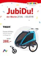 Aktueller BabyOne Prospekt, Jubidu! Der Woche , Seite 1