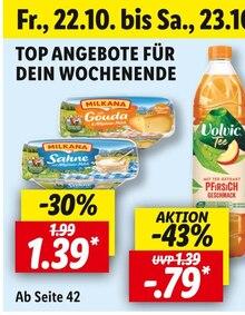 TOP ANGEBOTE FÜR DEIN WOCHENENDE Angebot: Im aktuellen Prospekt bei Lidl in Kiel