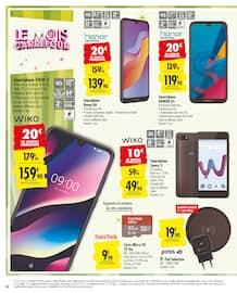 Catalogue Carrefour en cours, Le mois carrefour, Page 40