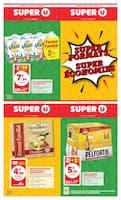 Catalogue Super U en cours, Super formats super économies, Page 1
