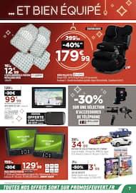 Catalogue Feu Vert en cours, Un Noël électrique, Page 7