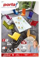 Aktueller porta Möbel Prospekt, Aktuelle Angebote , Seite 1