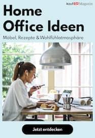 Aktueller kaufDA Magazin Prospekt, Home Office Ideen, Seite 1