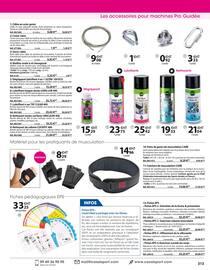 Catalogue Casal Sport en cours, Sports de combat & musculation, Page 45