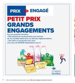 Catalogue Carrefour Market en cours, Tous en cuisine, Page 2