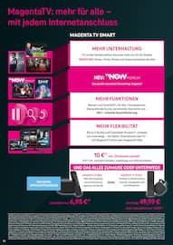 Aktueller Telekom Shop Prospekt, NICHTS IST WIE FAMILIE, Seite 10