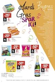 Catalogue Spar en cours, Le carnaval des promos Spar ici !, Page 2