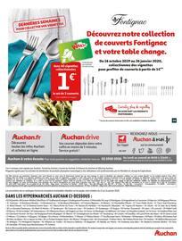 Catalogue Auchan en cours, Saveurs d'Asie, Page 59