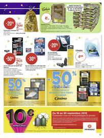 Catalogue Géant Casino en cours, La réponse en promos ! -100% sur le 3ème, Page 67