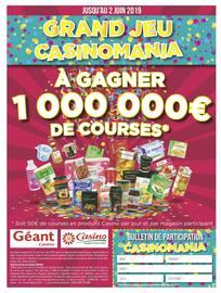 Catalogue Géant Casino en cours, Bonne fête Maman, Page 3