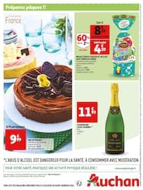 Catalogue Auchan en cours, Joyeuses Pâques, Page 16