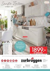 Aktueller Zurbrüggen Prospekt, Küchen-Spezial - Aus Liebe zur Küche, Seite 64
