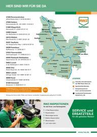 Aktueller Raiffeisen Waren-Zentrale Rhein-Main eG Prospekt, FORST- UND GARTENSAISON 2019, Seite 12
