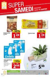 Catalogue Lidl en cours, Cuisine d'hiver, Page 50