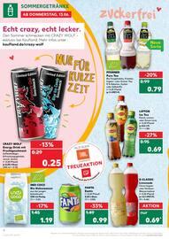 Aktueller Kaufland Prospekt, Lust auf Sommer, Seite 6