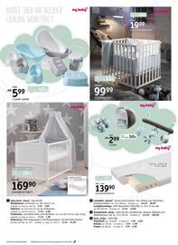 Aktueller XXXLutz Möbelhäuser Prospekt, XXXL Babywochen, Seite 4