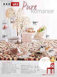 Aktueller XXXLutz Möbelhäuser Prospekt, Pure Romance, Seite 1