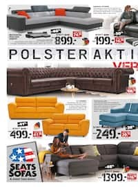 Aktueller Seats and Sofas Prospekt, Polster-Aktions-Verkauf , Seite 2