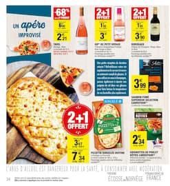 Catalogue Carrefour Market en cours, Vive l'été, boissons fraîches, Page 34