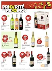 Catalogue Casino Supermarchés en cours, Priorité aux promos, Page 20