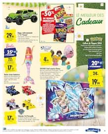 Catalogue Carrefour en cours, Pâques à la carte, Page 35