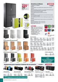 Catalogue Office DEPOT en cours, Catalogue Mobilier, tout pour votre bureau, Page 82