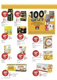 Catalogue Géant Casino en cours, Les 366 jours les + promo de France, Page 38