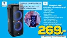 Multimedia von JBL im aktuellen EURONICS Prospekt für 269€