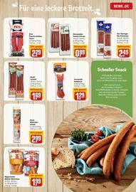 Aktueller REWE Prospekt, Street Food für Zuhause, Seite 27
