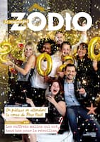 Catalogue Zodio en cours, Le Magalogue Zodio, Page 1