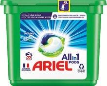 Ariel All in 1 pods à Colruyt dans Montécheroux