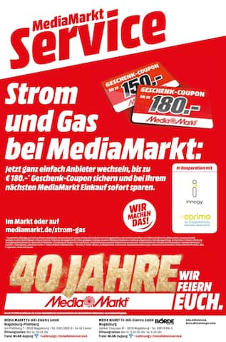 Aktueller Media-Markt Prospekt, Aktuelle Angebote, Seite 1