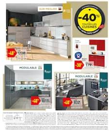 Catalogue Conforama en cours, 50 nuances de blanc, Page 34